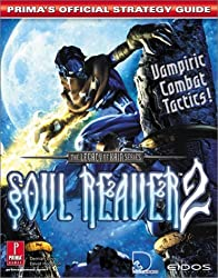 Legacy of Kain: Soul Reaver 2 (Prima's Official Strategy Guide) by David Hodgson (2001-11-01)
