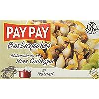 Pay-Pay Berberechos Al Natural - 115 g