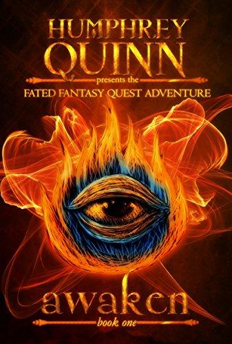 Awaken  (A Fated Fantasy Quest Adventure Book 1) (English Edition)