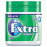 Wrigley's Extra Spearmint Bottle, 60 Pieces