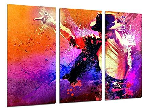 Cuadros Camara Poster Moderno Fotografico Michael Jackson, Musica Pop, 97 x 62 cm, Ref. PST26458