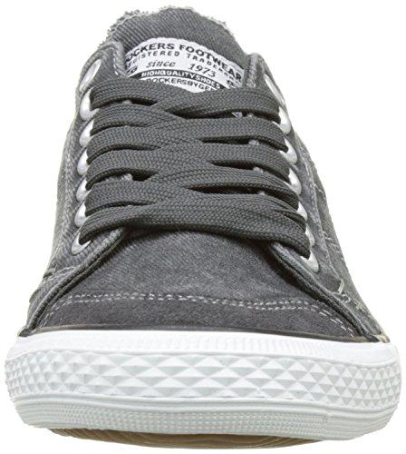 Dockers by Gerli Herren 30st027-790200 Sneakers Grau (Grau 200)