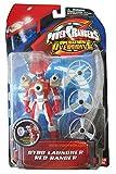 Power Ranger Operation Overdrive - Gyro Launcher Red Ranger