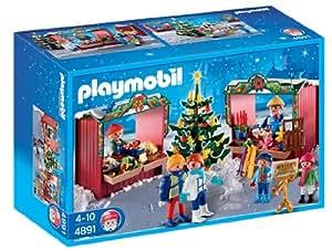 Playmobil 4891 Christmas Market