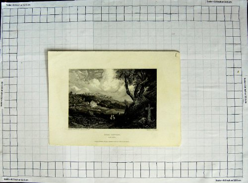 1832-ansicht-kork-konvent-cintra-irland-gravur