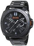 BOSS Orange - 1513252 - Montre Homme - Quartz - Analogique - Bracelet Acier Inoxydable noir