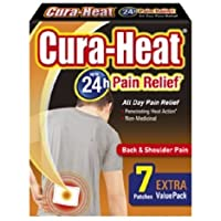 Cura-Heat Back and Shoulder Pain - 7 Heat Packs preisvergleich bei billige-tabletten.eu