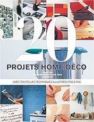 20 Projets déco pour la maison