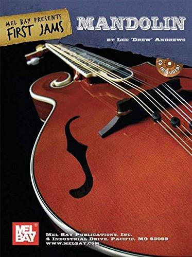 Mandolin: Noten, CD, Lehrmaterial für Mandoline (First Jams)