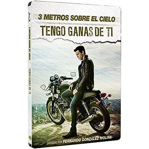 Tengo Ganas De Ti & 3 Metros Sobre El Cielo Pack - 2 Discos Steelbook