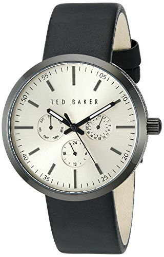 Montre TED BAKER Cuir - Homme - 42x42mm