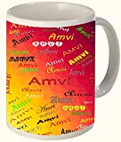 Amvi (A Goddess) Printed All over Person...