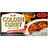 F1044 S & amp; B Golden Curry caliente - 240G