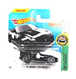 HOT WHEELS® Januar F-Type Project 7 - 1:64 - schwarz