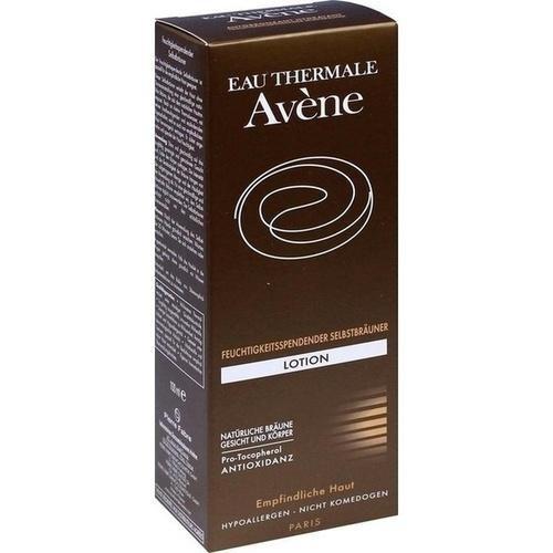 Avene Lotion (Avène feuchtigkeitsspendender Selbstbräuner Lotion, 100 ml)