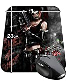 Batman Arkham City Harley Quinn C Mauspad Mousepad PC