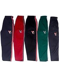 Krystle Kids Cotton Lower/ Pyjama/ Full Pant (Pack Of 5)