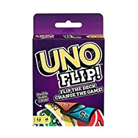 ‏‪Uno Flip Card Game - party game‬‏