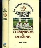 Cuisiniers à Roanne - Robert Laffont,