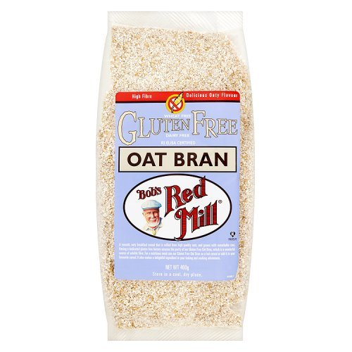 Bobs Red Mill Gluten Free Oat Bran, 400g Test