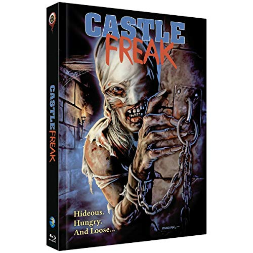 Castle Freak - Digital Remastered (Full Moon Collection Nr. 3) (+Soundtrack-CD) [Blu-ray]