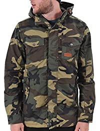 Chaqueta Jesse James Industry Summer Parka Camouflage