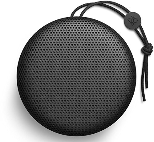 Bang & Olufsen BeoPlay A1 - Altavoz Bluetooth Portátila con micrófono, Negro