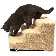 Skylink – escaleras para mascota, para colocarlas en camas altas, para perro y gato