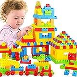 FPBS Kunststoff Konstruktionsbausteine Bausteine Bauklötze für Baby- und Kinder Teaching Studieren Spielzeug, 36pcs