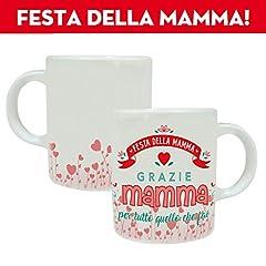 Idea Regalo - Tazza mug festa della mamma idea regalo