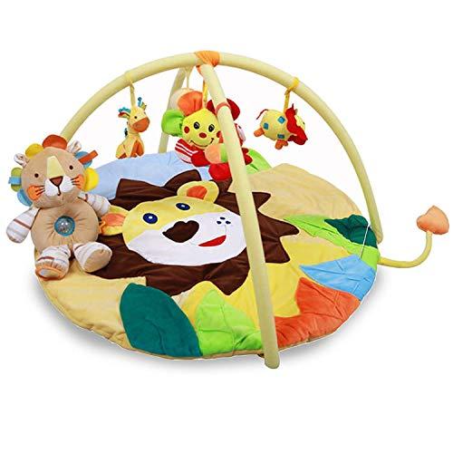 Jueven Infant Fitness krabbeln matte baby puzzle spiel bodenmatte spielzeug baby spielgymnastik kinderspielzeug geeignet für 0-1 jahr alt baby
