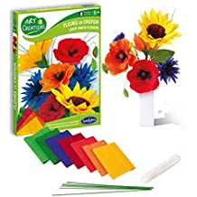 Amazon Fr Fleurs Papier Crepon