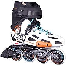 RollerBlade Tws 80 White/Orange (44)
