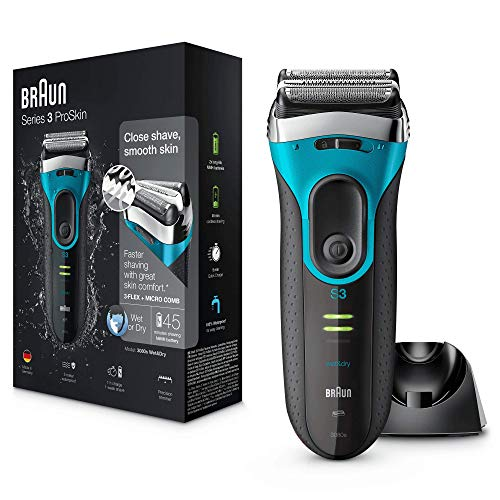 Braun Series 3 ProSkin 3080s Electric Shaver, Wet...
