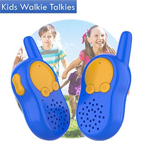 (Walkie Talkie Kinder ab 3, Woki Toki, Waki Takis, Walky Talky kinder, Funkgerät Kinder, Jungs Outdoor Kinder Spiele, Spielzeug 3 4 5 6 7 Jährige, Geburtstagsgeschenke, Weihnachtsjunge Geschenk)