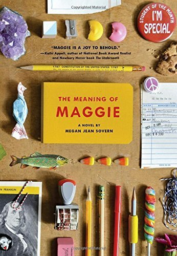 The Meaning of Maggie by Megan Jean Sovern (2014-05-06)