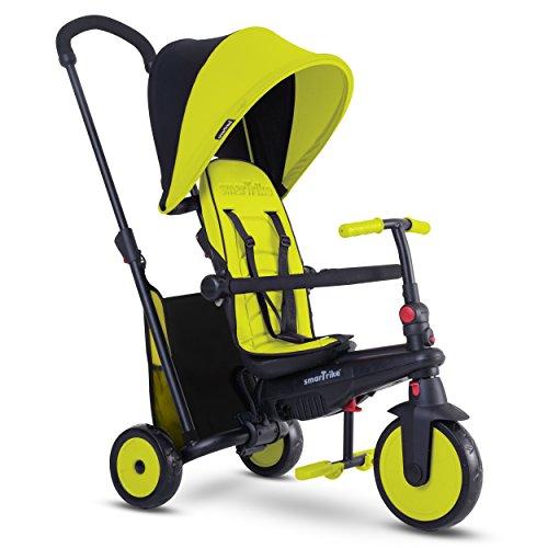 Smartrike - 5021700 - Tricycle évolutif Pliant smarTfold 300 Plus - Vert