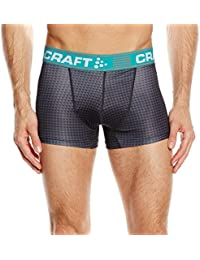 Craft Men's Functional Underwear Greatness 9 Inch Stud, Men, Funtionsunterhose Greatness Boxer 9 Zoll Stud