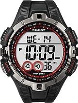 Timex Herren-Armbanduhr XL Lap Timer Sportchronographen T5K4234E