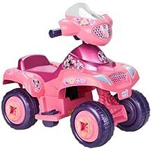 Feber - 800006381 - Véhicule pour Enfant - Quad Minnie