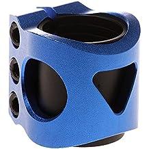 Stunt-Scooter Anaquda triple abrazadera V3 standard 31.8/barras 34,9 mm Azul