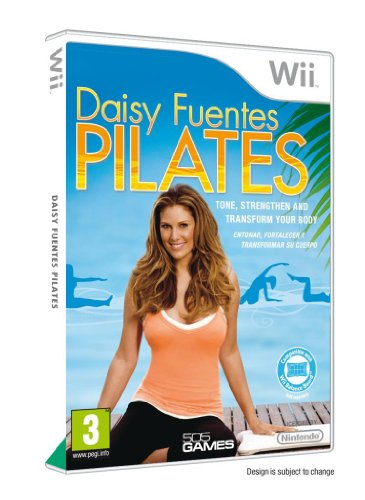 Daisy Fuentes Pilates [UK Import]