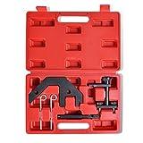 Festnight Steuerkette Nockenwelle Arretierung Arretierwerkzeuge Werkzeugkasten passend für BMW, Land Rover und Rover/MG