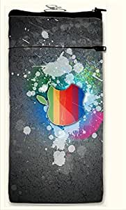 Active Elements elegant Multipurpose both side printed, waterproof Smart mobile pouch Design No-PUC-11475-S Comfortably Fit for Phone Size up to IPHONE 5/4 /5-C Etc.