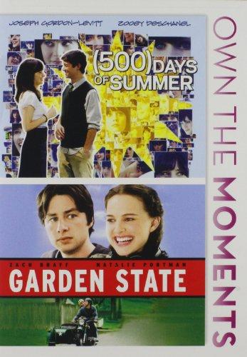 Garden State / 500 Days Of Summer / (Ws) [DVD] [Region 1] [NTSC] [US Import]