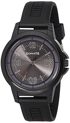 51qIUIEvxPL - Sonata 7119PP01J Mens watch