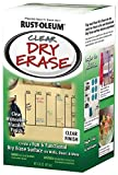 #8: Rust-Oleuim 284637 Specialty Dry Erase Paint - Clear - 473 ml