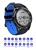 Dax-Hub IP67 impermeabile F3 Orologio Intelligente Sports Watch Professionale Astuto dello Esterno...