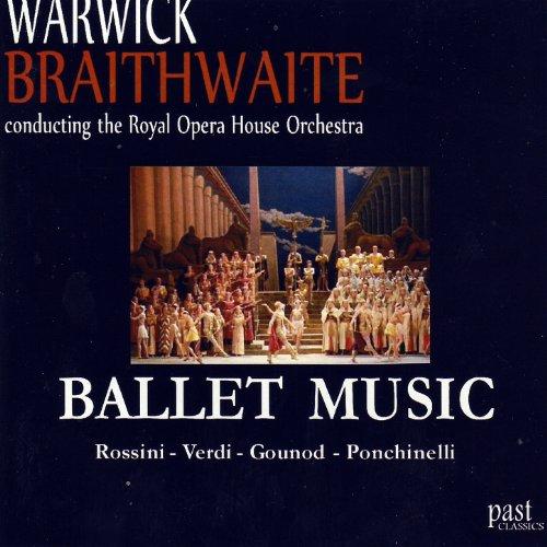 Ballet music von warwick braithwaite the royal opera house for Orchestral house music