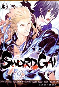 Swordgaï Edition simple Tome 3